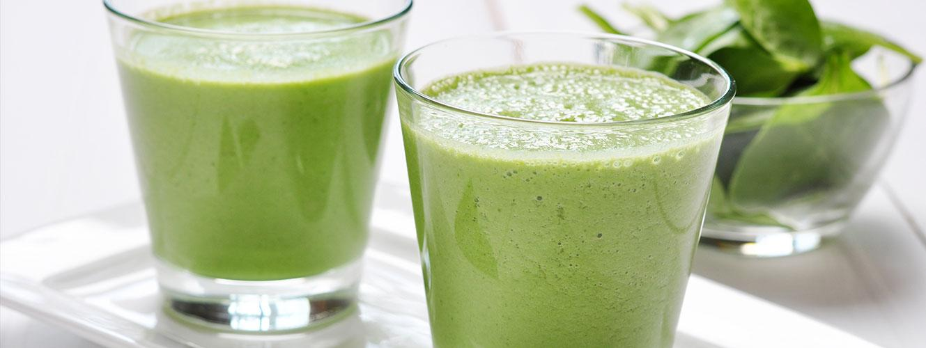 Green Power Smoothies